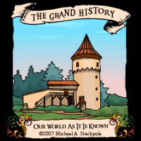 The Grand History Number Three: Gibberers and Vylaens