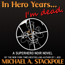 In Hero Years... I'm Dead (Basic Edition) cover
